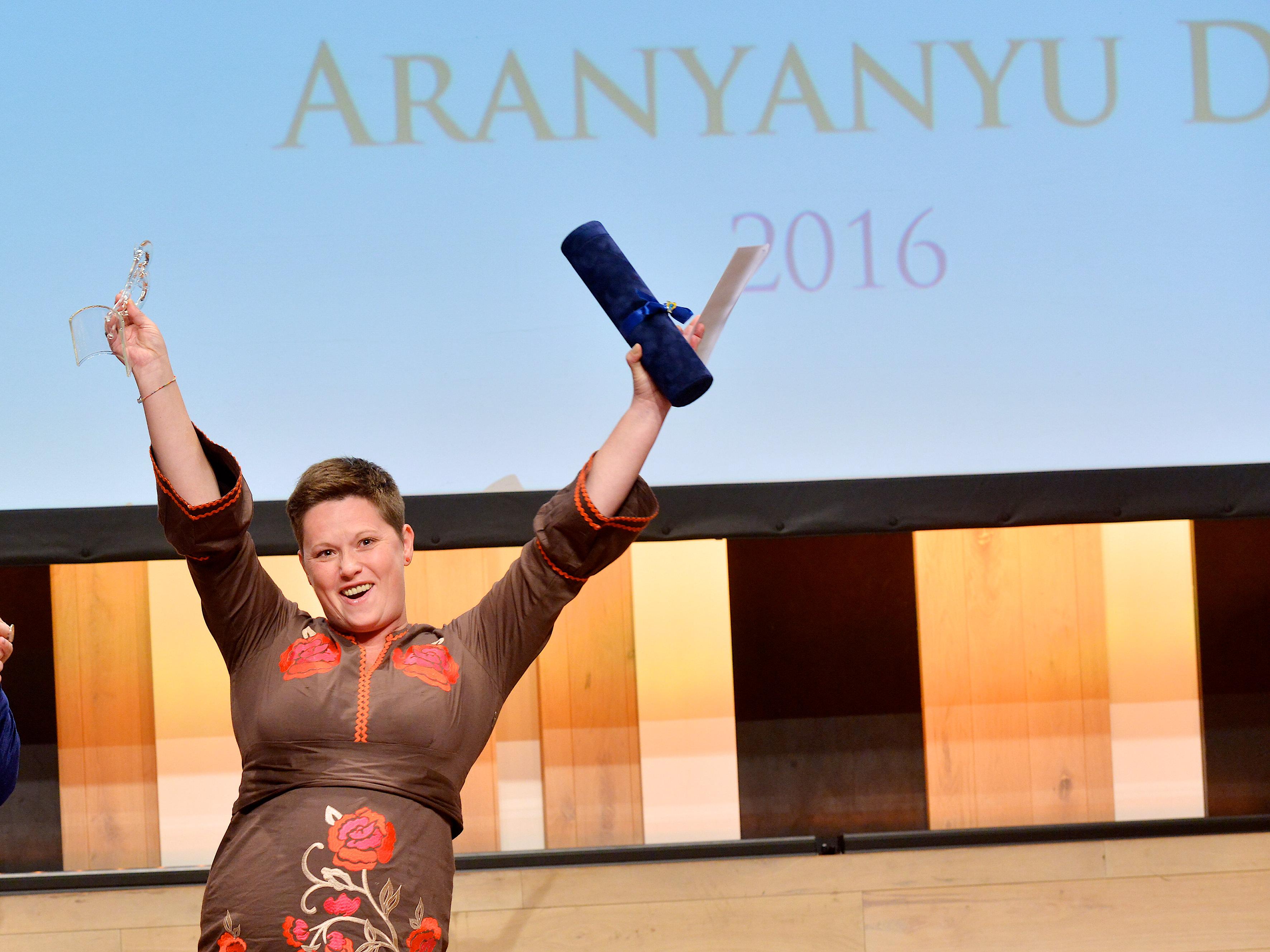Kovács Nikoletta Aranyanyu
